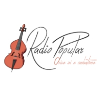 Logo of radio station Radio Popular