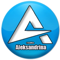 Logo of radio station Радио Александрина