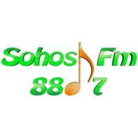 Logo of radio station Soho Radio 89.8 FM