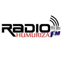 Logo of radio station Humuriza FM