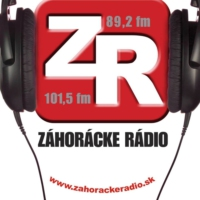 Logo of radio station Záhorácke Rádio