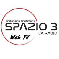 Logo of radio station Spazio 3