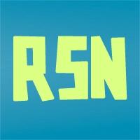 Logo of radio station RSN