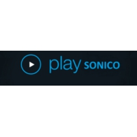 Logo de la radio PLAY SONICO