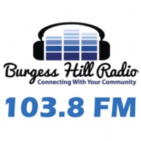 Logo of radio station Burgess Hill Radio 103.8FM