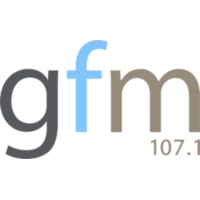 Logo de la radio GFM 107.1fm