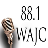 Logo of radio station 88.1 WAJC Radio