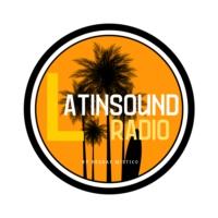 Logo of radio station Latin Sound Radio