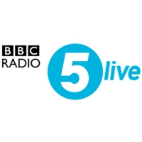 Logo of radio station BBC Radio 5 Live
