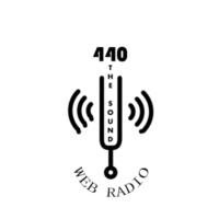 Logo de la radio 440 THE SOUND