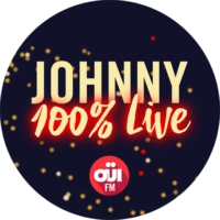 Logo of radio station OUI FM Johnny 100% Live