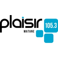 Logo of radio station Plaisir 105.3