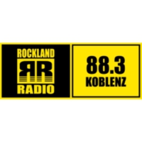 Logo of radio station Rockland Radio - Koblenz 88.3