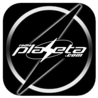 Logo of radio station Radio Planeta