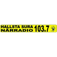Logo of radio station Hallsta Sura Närradio 103,7