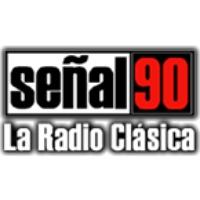 Logo de la radio Señal 90