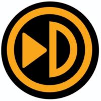 Logo of radio station OVERDRIVE