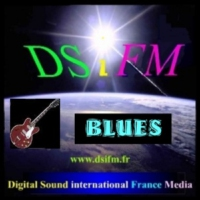 Logo de la radio DSiFM Blues