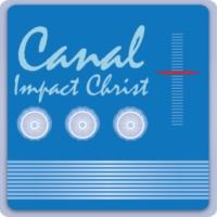 Logo de la radio Canal Impact Christ