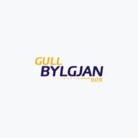 Logo of radio station Gull Bylgjan 90.9 FM