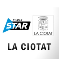 Logo of radio station STAR LA CIOTAT