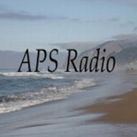 Logo of radio station APS Radio - News