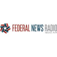 Logo de la radio WFED Federal News Radio