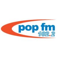 Logo of radio station PopFM 102.2