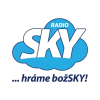 Logo of radio station SKY Rádio