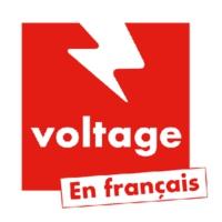 Logo of radio station Voltage en française