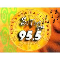 Logo of radio station Siteía FM 95.5 - Σητεία FM 95.5