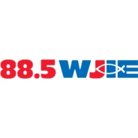 Logo of radio station 88.5 WJIE