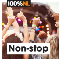 Logo of radio station 100% NL - Non-Stop