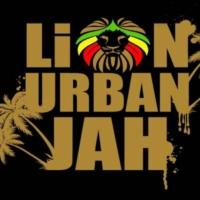 Logo de la radio lion urban jah webradio