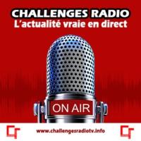 Logo de la radio CHALLENGES RADIO