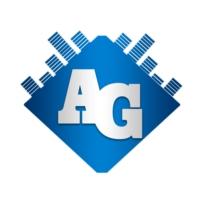 Logo of radio station Rádio Antena Gospel