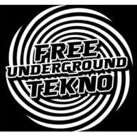 Logo of radio station Free Underground Tekno