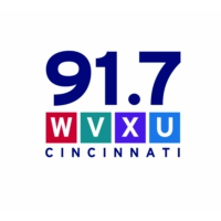Logo of radio station WVXU 91.7 FM