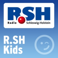 Logo of radio station R.SH Kids