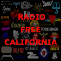 Logo of radio station Radio Free California