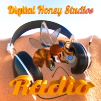 Logo of radio station Digital Honey Studios Radio