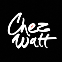 Logo of radio station Chez Watt