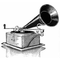 Logo of radio station 1940s UK Radio