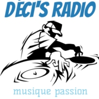 Logo of radio station DĖCI'S RADIO