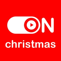 "Logo de la radio ""ON Christmas"""