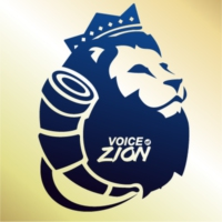 Logo of radio station VOICE OF ZION