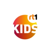 Logo of radio station RT1 Kids