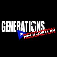Logo of radio station Generations - Reggaeton