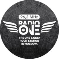 Logo of radio station Radio One