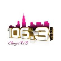 Logo of radio station WSRB 106.3 FM